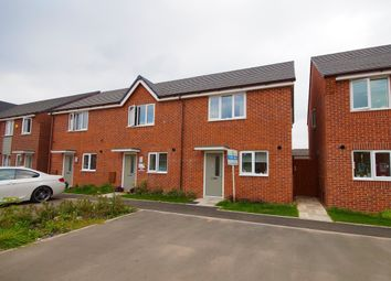 Thumbnail 2 bed end terrace house for sale in Braunton Avenue, Coventry