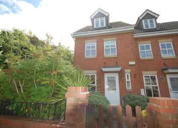 Thumbnail 3 bed end terrace house to rent in Balfour Road, Kingsthorpe Hollow, Northampton