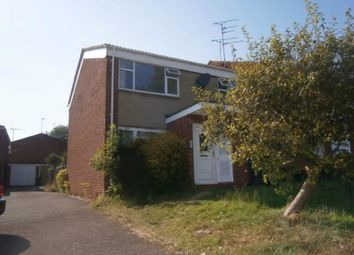 Thumbnail 2 bedroom flat to rent in Denis Close, Leicester