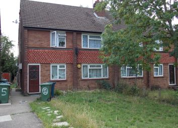 Thumbnail 2 bed maisonette to rent in Summit Close, Edgware, Middlesex