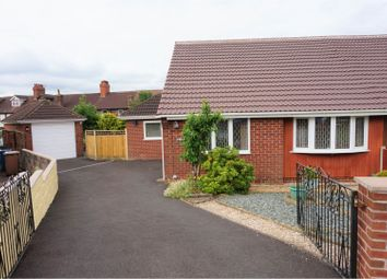 Thumbnail 3 bed bungalow for sale in Mount Avenue, Stone