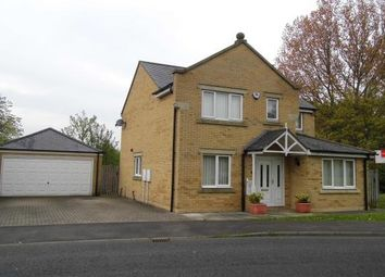 Thumbnail 4 bed detached house to rent in Wimpole Close, Usworth Hall, Washington