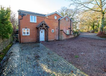 Crondall Road, Crookham Village, Fleet GU51. 4 bed detached house for sale