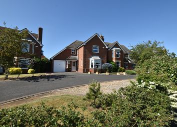 Thumbnail 4 bed detached house for sale in Hargate Way, Peterborough
