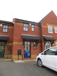Thumbnail 1 bed terraced house to rent in Knowle Close, Rednal, Birmingham