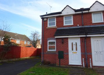 Thumbnail 2 bed semi-detached house to rent in Cumbria Close, Lower Coundon, Coventry