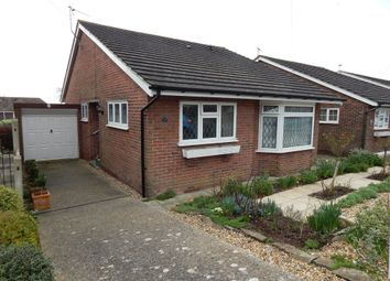 Thumbnail 2 bed detached bungalow for sale in Dene Hollow, Drayton, Portsmouth