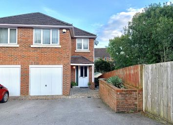 Thumbnail 3 bed semi-detached house for sale in Yardley Road, Hedge End, Southampton