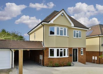 Thumbnail 4 bed detached house for sale in Colman Close, Epsom, Surrey