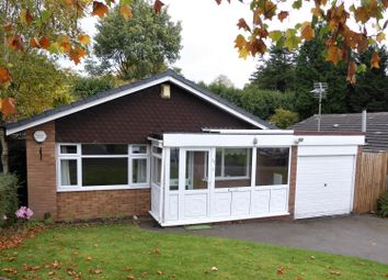 Thumbnail 2 bed bungalow for sale in Hampshire Drive, Edgbaston, Birmingham