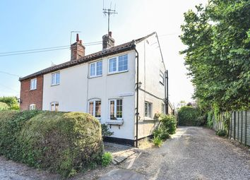 Thumbnail 4 bed semi-detached house for sale in Chapel Road, Halesworth