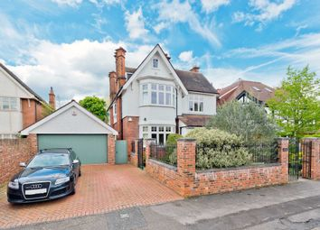 Thumbnail 6 bed detached house to rent in River Avenue, Thames Ditton
