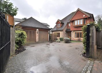 Thumbnail 4 bedroom detached house for sale in Cavendish Place, Bickley, Bromley