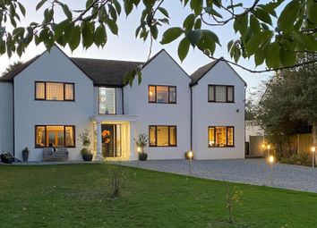 Thumbnail 5 bed detached house for sale in Cherry Garden Avenue, Folkestone