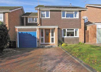 Hunters Close, Oakley, Basingstoke RG23. 4 bed detached house for sale