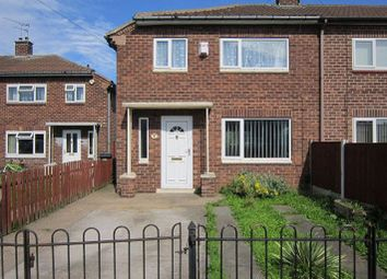 Thumbnail 2 bed semi-detached house to rent in Rydall Place, Scawthorpe, Doncaster