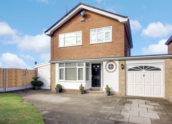 Thumbnail 4 bed detached house for sale in Woodlands Road, Formby, Liverpool