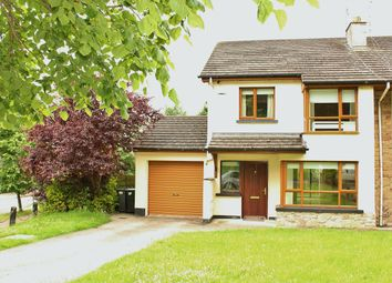 Thumbnail 3 bed semi-detached house for sale in 7 Liffey Mill Road, Athgarvan, Kildare