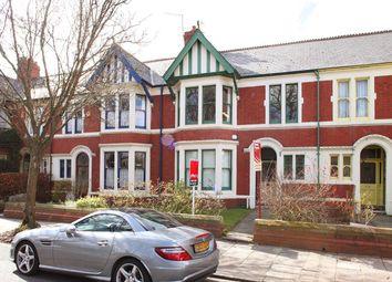 Thumbnail 2 bed flat to rent in Waterloo Road, Penylan, Cardiff