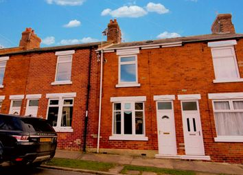 Thumbnail 3 bedroom terraced house to rent in Carville Terrace, Willington, Crook