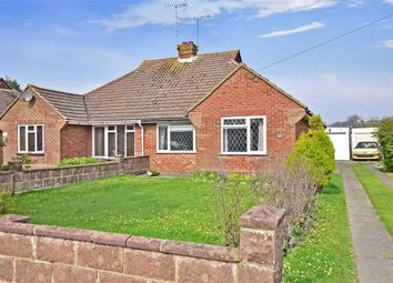Thumbnail 2 bed semi-detached bungalow for sale in Palatine Road, Goring-By-Sea, Worthing, West Sussex