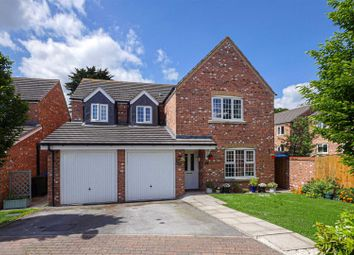 Thumbnail 5 bed detached house for sale in Farrants Way, Hornsea