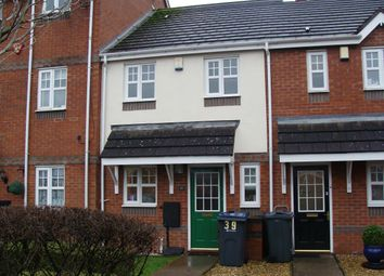Thumbnail 2 bed terraced house for sale in Westwood Drive, Rubery