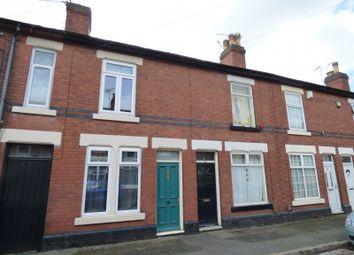 Thumbnail 2 bed terraced house to rent in Drage Street, Derby