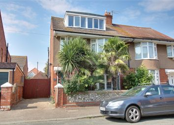 Thumbnail 5 bed semi-detached house for sale in Ethelred Road, Worthing, West Sussex