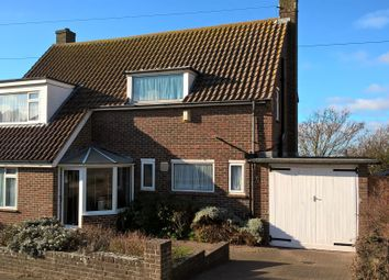 Thumbnail 4 bed detached house for sale in Grand Crescent, Rottingdean, Brighton