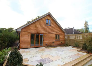 Thumbnail 3 bed detached house to rent in Vapery Lane, Pirbright, Woking