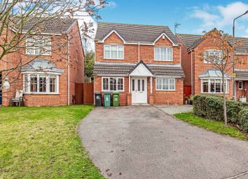 Thumbnail 4 bed detached house to rent in Sterling Close, Denby, Ripley