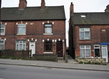Thumbnail 2 bed end terrace house for sale in Swadlincote Road, Woodville