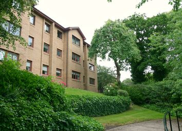 Thumbnail 2 bed flat for sale in Woodend Court, Glasgow