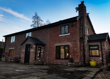 Thumbnail 4 bed detached house for sale in School Lane, Leyland