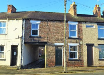 Thumbnail 3 bed terraced house for sale in Bondgate, Ripon