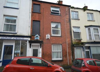 Thumbnail 1 bedroom flat to rent in Albion Street, Exmouth, Devon