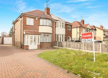 Thumbnail 3 bedroom semi-detached house for sale in Stafford Road, Fordhouses, Wolverhampton