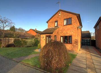 Thumbnail 3 bed detached house for sale in Maple Tree Walk, Littlethorpe, Leicester