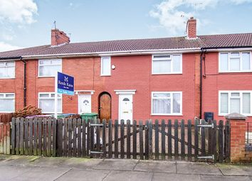 Thumbnail 3 bed terraced house for sale in Dencourt Road, West Derby, Liverpool