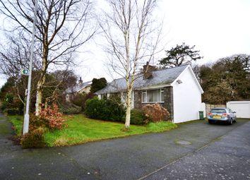 Thumbnail 3 bed detached bungalow for sale in Glyn Y Mor, Llanbedrog