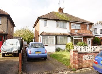 Thumbnail 2 bed semi-detached house for sale in Bridge Close, Cippenham