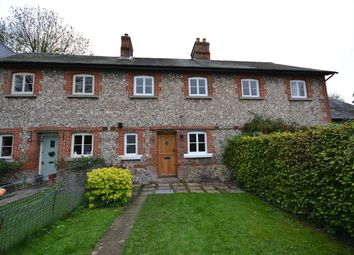 Thumbnail 2 bed terraced house to rent in Northern Farm Cottages, Over Wallop, Stockbridge, Hampshire