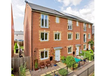 Thumbnail 4 bed town house for sale in Templer Place, Bovey Tracey