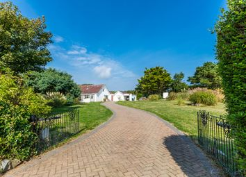 Thumbnail 6 bed detached bungalow for sale in La Moye Lane, St. Martin, Guernsey