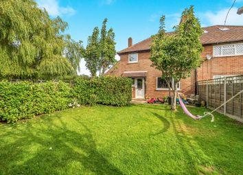 Thumbnail 3 bedroom semi-detached house for sale in Osier Lane, West Beckham, Holt