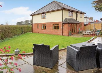 Thumbnail 4 bed detached house for sale in Crimble Lane, Heywood