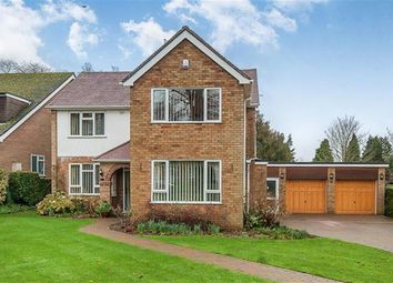 Thumbnail 4 bed detached house for sale in Bishops Walk, Barnack, Stamford