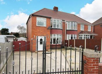 Thumbnail 3 bed semi-detached house for sale in Bent Lathes Avenue, Rotherham, South Yorkshire