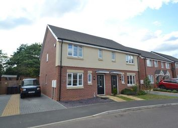 Thumbnail 3 bed semi-detached house for sale in Dandelion Close, Northampton, Northamptonshire, Na